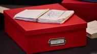 Wertvoll: Fassbinders Notizen