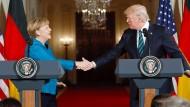 Merkel: Beide Seiten profitieren von Handelsabkommen