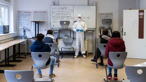 Testpflicht in den Schulen
