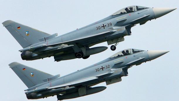 Frankreich droht Deutschland mit Aus von Kampfflugzeug