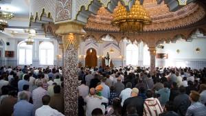 Trauern mit den Muslimen von nebenan