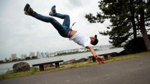 Breakdancer in Japan träumen von olympischem Gold