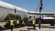 """Flugzeug """"Landshut"""" soll in Deutschland restauriert werden"""