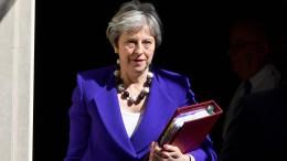 Britisches Oberhaus will Brexit-Gesetz ändern