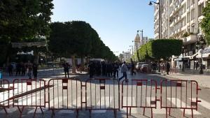 Heftige Explosion erschüttert Zentrum von Tunis