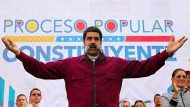 Pilot wirft Granaten auf Venezuelas Obersten Gerichtshof
