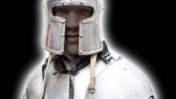 Was will der Weiße Ritter hier?