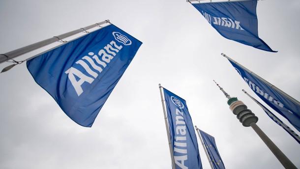 Allianz gelingt Gewinnsprung