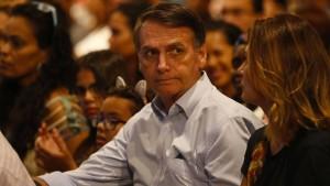 Bolsonaro greift kritische Medien an