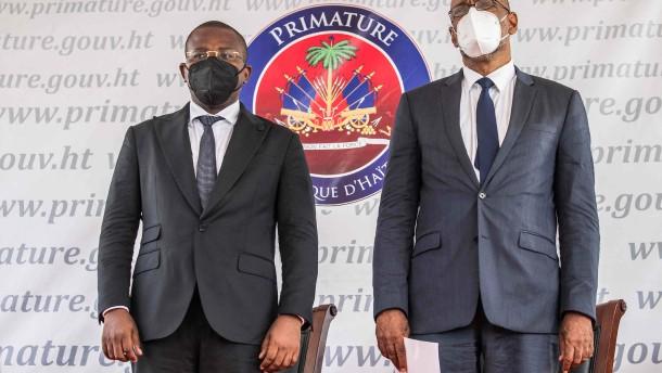 Haiti hat einen neuen Interims-Ministerpräsident