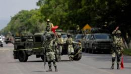Schlag gegen mexikanisches Kartell