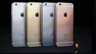 Apple stellt iPhone 6s, iPad Pro und Apple TV vor