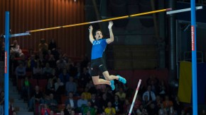 Athletics European Indoor Championships in Gothenburg
