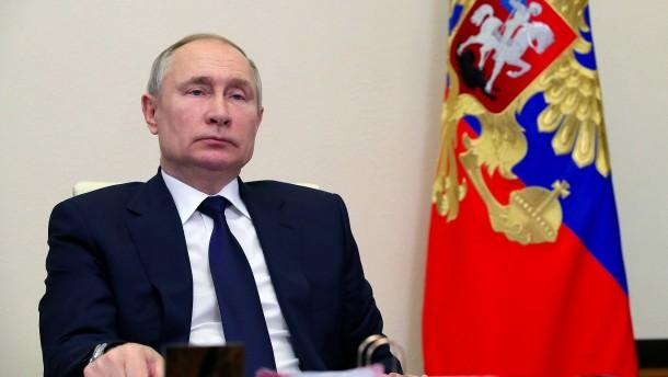 Russland empört über drohende EU-Sanktionen