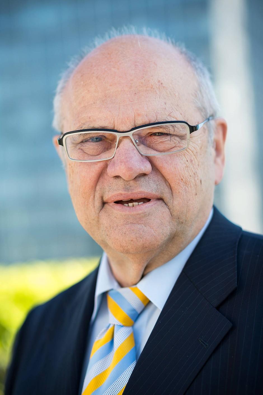 Wünscht sich mehr Interesse an seinem Metier: Bernd Ehinger, Präsident der Handwerkskammer Frankfurt Rhein-Main.