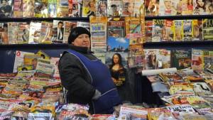 Russland will ausländische Verlage beschneiden