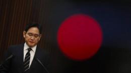 Haftbefehl gegen Lee Yae-yong