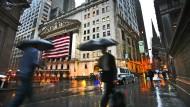 Was bringt der September? Vor der Börse in New York