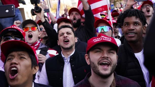 Wo der Trumpismus weiterlebt