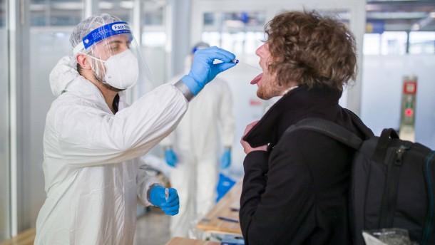 RKI meldet 12.497 Neuinfektionen