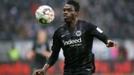 """Für Danny da Costa ist die Eintracht """"nicht der krasse Underdog"""" im Duell gegen den FC Arsenal."""