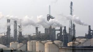 China startet weltgrößten Emissionshandel in Schanghai