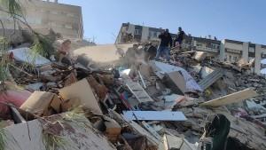 Erdbeben der Stärke 6,6 erschüttert West-Türkei