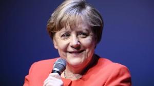 """Merkel offen für """"Ehe für alle"""""""