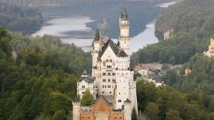 Marke Neuschwanstein gehört weiter dem Freistaat Bayern