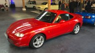 Im Jahr 2003 nur 200 Mal gebaut: Mazda MX-5 als Coupe