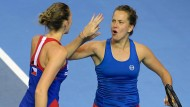 Tschechien triumphiert im Fed Cup