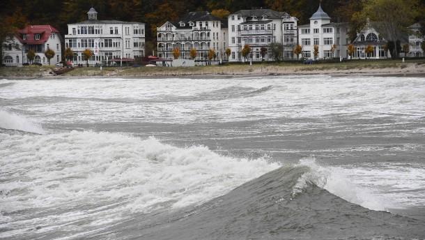 Zehn Schwerverletzte bei Schiffsunglück vor Rügen