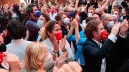 Deutliche Verluste bei der Union – SPD legt zu