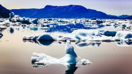 Lässt Jod Polareis rascher schmelzen?