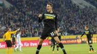 Gladbach schießt sich für die Bayern warm