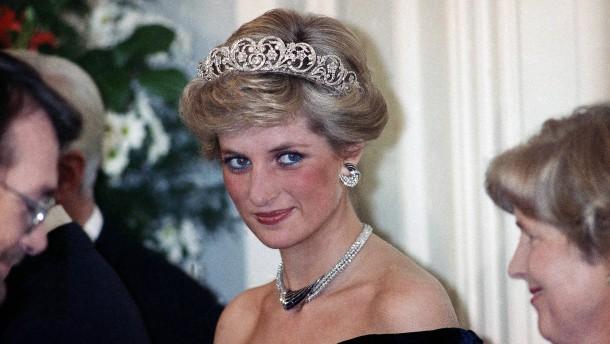 Prinzessin Diana – ein Leben in Bildern