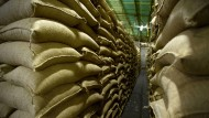 Getreide für den Notfall in Brandenburg: Über 800.000 Tonnen Lebensmittel liegen in solchen Lagerstätten überall in Deutschland.
