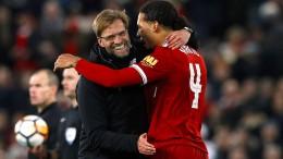 Rekord-Einkauf van Dijk rettet Liverpool