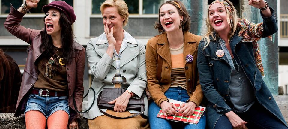 ZDF-Emanzipationsdrama Aufbruch in die Freiheit mit Anna