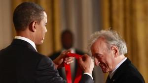 Obama würdigt Wiesel als Gewissen der Welt