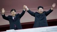 Nordkorea vermeldet Atombomben-Zündung