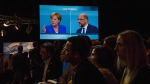 """""""Wir haben Koalitionsverhandlungen gesehen"""""""
