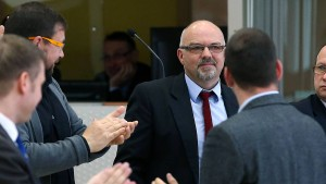AfD-Landtagsvize gibt nach nur einer Sitzung auf