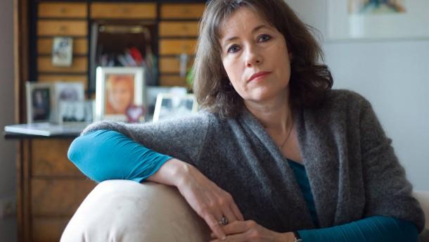 Charlotte Link - die deutsche Bestseller Autorin im Gespräch mit Stefan Locke.