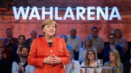 """Merkel an Türkischstämmige: """"Ihr seid hier zuhause"""""""
