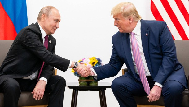 Putin sieht das Verhältnis zu Amerika auf dem Tiefpunkt