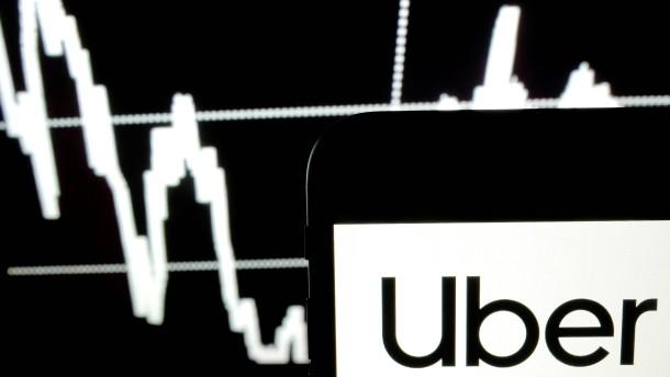 Uber macht Milliardenverlust