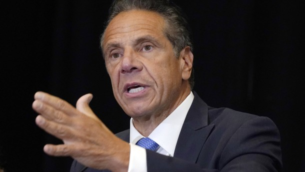 New Yorker Gouverneur Cuomo tritt zurück