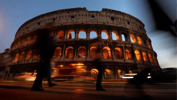 Italien ist in Wirtschaftsfragen handlungsunfähig