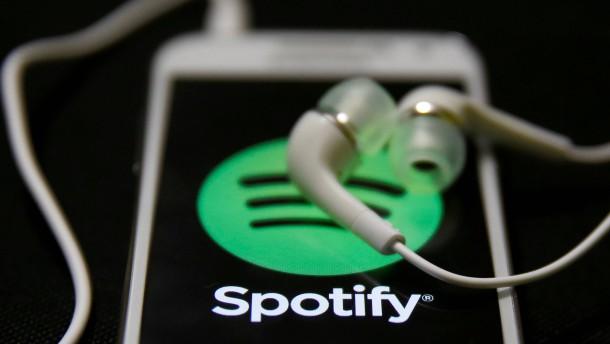 Werden Songtexte Spotify zum Verhängnis?